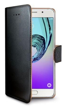 CELLY pouzdro Wally, Samsung Galaxy A5 2016, černá