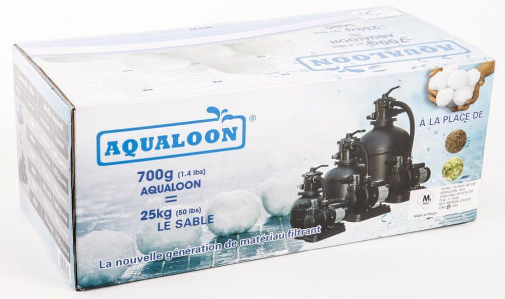 MAKERS Filtrační kuličky AQUALOON
