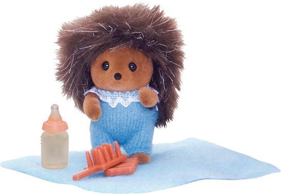 Sylvanian Families Baby ježek 3401