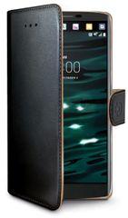 Celly pouzdro Wally, LG V10, černá