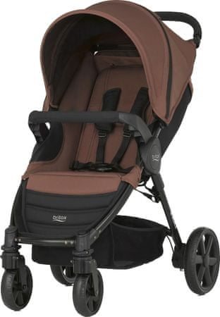 Britax Römer B-AGILE 4 2017, Wood Brown