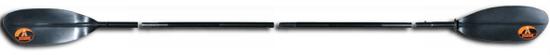 Advanced Elements veslo Compact Touring, 4-delno
