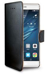 Celly pouzdro Wally, Huawei P9 Plus, černá