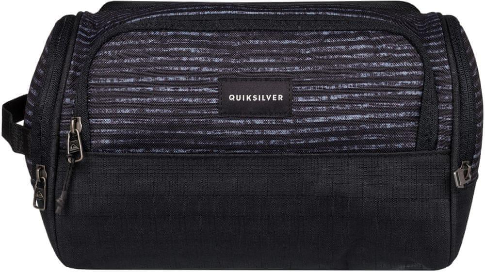 25ac8a2de67f Quiksilver Capsule M Kozmetikai táska, Fekete - Paraméterek | MALL.HU