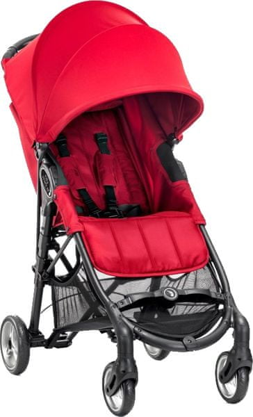 Baby Jogger City Mini Zip 2016, Red
