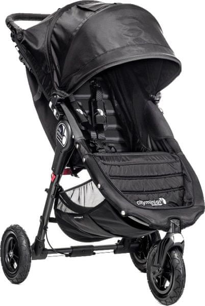 Baby Jogger City mini GT 2016, Black/Black