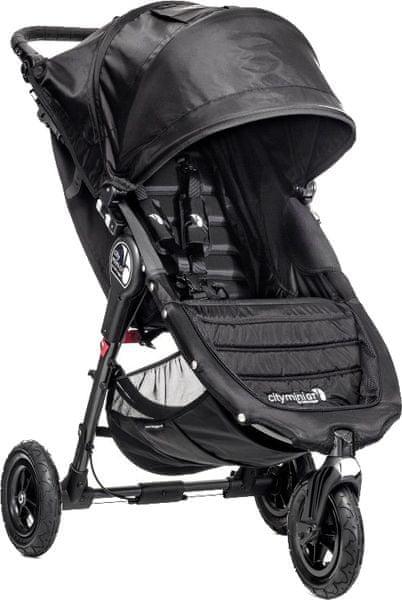 Baby Jogger City mini GT, Black/Black