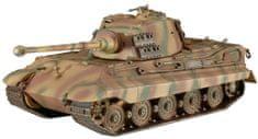 REVELL ModelKit tank 03129 - Tiger II Ausf. B (1:72)