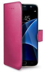 CELLY Samsung Galaxy S7 EdgeTelefontok,Fukszia