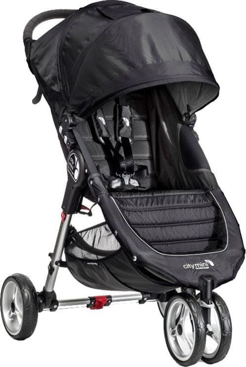 Baby Jogger City mini, Black/Gray
