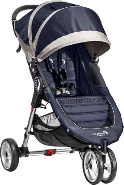 Baby Jogger City mini, Navy blue/Grey
