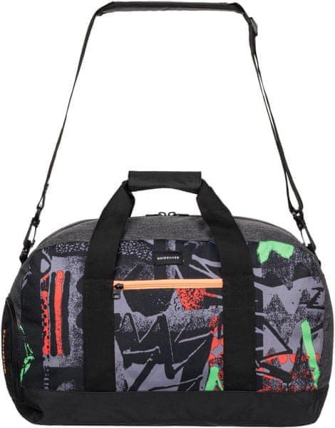 Quiksilver Medium Shelter M Luggage Bp Labyrinth Green Gecko