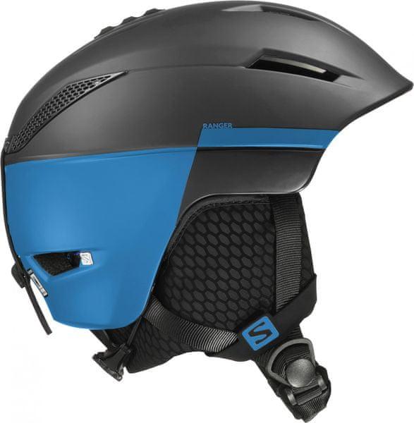 Salomon Ranger² Black/Blue M 56 - 59