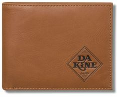 Dakine Rufus Wallet Brown