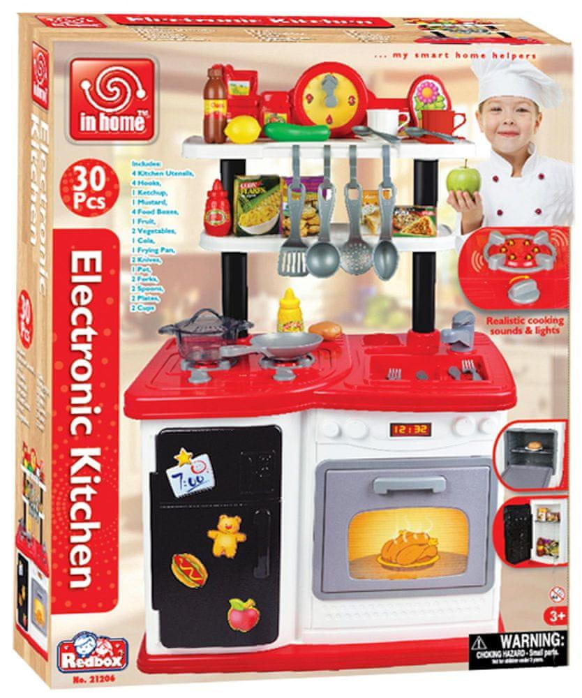 Teddies Elektronická kuchyňka