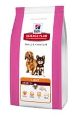 Hill's SP Canine Adult Small & Miniature Light Kutyaeledel, 1,4 kg