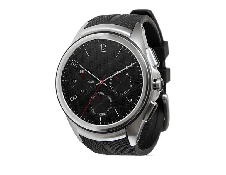 LG Watch Urbane W200 3G, černá