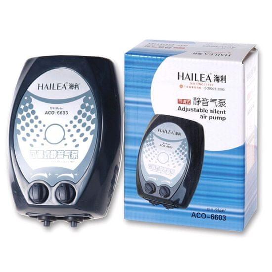 Hailea Vzduchovací kompresor ACO-6603