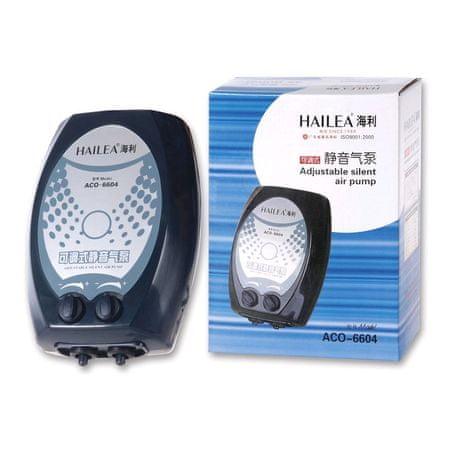 Hailea ACO-6604 Akvárium Levegőpumpa