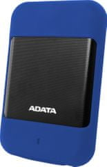 "A-Data HD700 1TB / Externí / USB 3.0 / 2,5"" / Blue (AHD700-1TU3-CBL)"