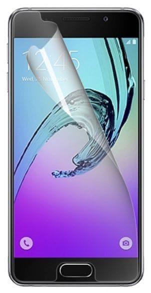 Celly prémiová ochranná fólie, Samsung Galaxy A3 2016, lesklá, 2ks