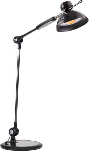 Solight LED stolní lampička 10W, WO40 stmívatelná, infra senzor