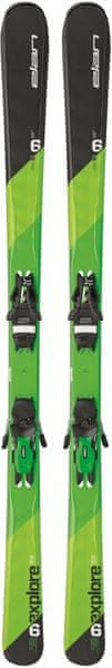 Elan Explore 6 Green Light Shift + EL 10 176cm