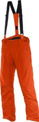 Salomon moške hlače Iceglory Pant, oranžne