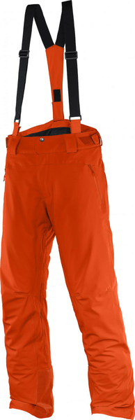 Salomon Iceglory Pant M Vivid Orange 2XLR