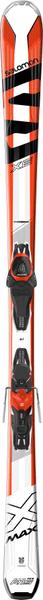 Salomon E X-Max X6 + E Lithium 10 155