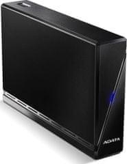 "Adata HM900 6TB / Externí / USB 3.0 / 3,5"" / Black ( AHM900-6TU3-CEUBK)"