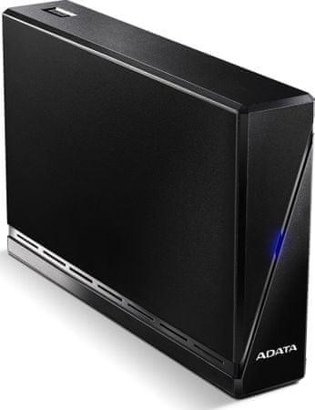 """A-Data HM900 6TB / zewnętrzny / USB 3.0 / 3,5"""" / Black (AHM900-6TU3-CEUBK)"""