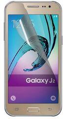 CELLY prémiová ochranná fólie, Samsung Galaxy J2, lesklá, 2ks