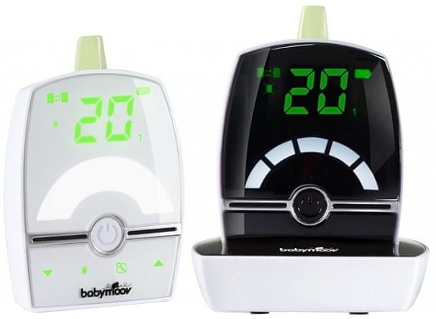 Babymoov Baby monitor Premium Care Digital Green