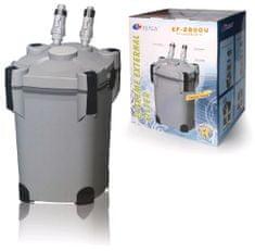 Resun Externí filtr EF-2800U s UV lampou, 60W, 2800 l/h