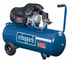 Scheppach oljni kompresor HC 100 DC