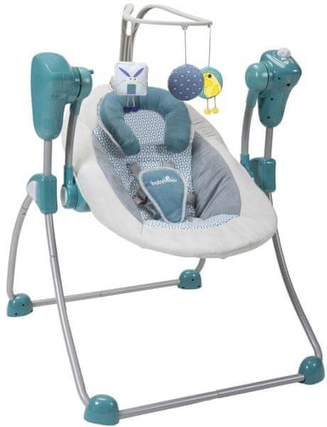 Babymoov Houpačka Bubble Swing PETROL