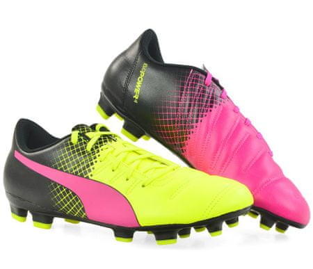 Puma korki Evo Power 4.3 FG JR 37,5