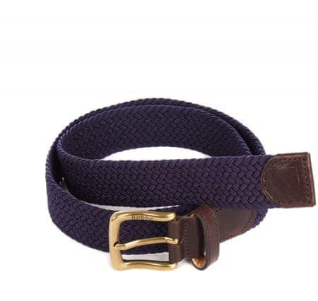 Barbour pánský pásek M modrá
