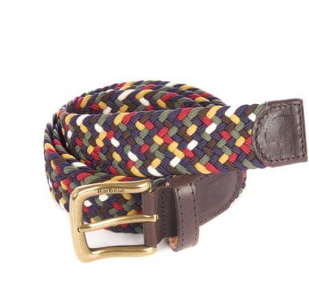 Barbour pánský pásek M vícebarevná