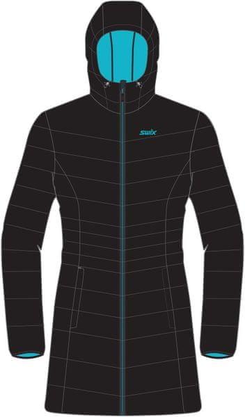 Swix Romsdal Black/Tundra Blue M
