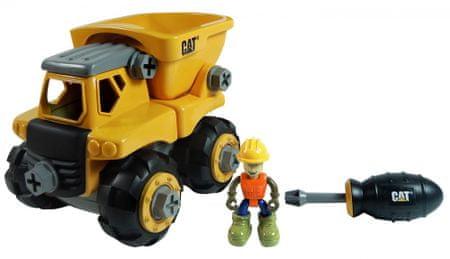 Nikko CAT Zestaw Ciężarówka 18 cm