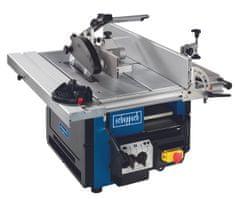 Scheppach Combi 6 - multifunkční obráběcí stroj