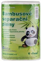 T-tomi Bambusowe bibułki higieniczne - 200 szt
