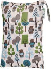 T-tomi Wodoodporna torba na pieluchy, drzewa