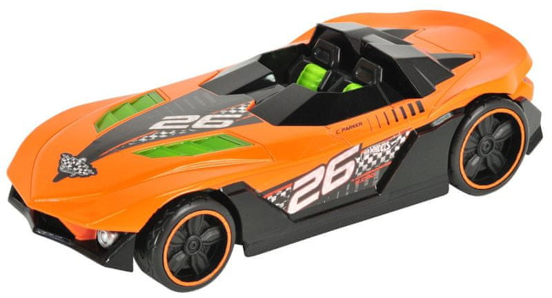 Nikko RC Hot Wheels Nitro Charger - Yur So Fast