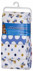 T-tomi Pieluszki flanelowe (4 szt.), Koparki