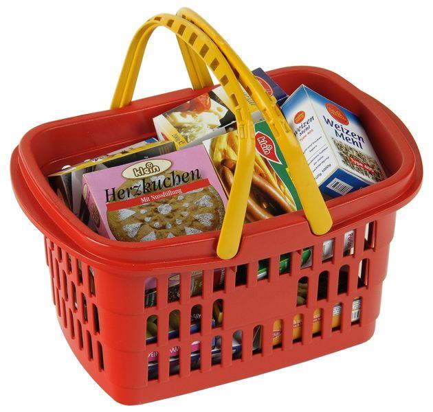 Klein Nákupní košík s potravinami