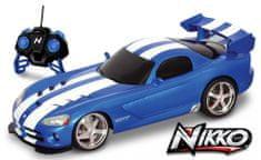 Nikko RC Dodge Viper 1:16, niebieski