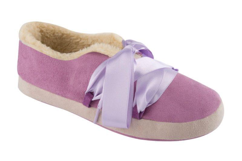 Scholl dámská domácí obuv Frou frou 37 fialová